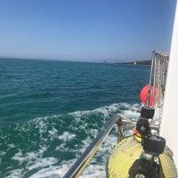 8/16/2018 tarihinde 👑Yasin A.ziyaretçi tarafından Ayvalık 3 Sea Dalış Merkezi'de çekilen fotoğraf