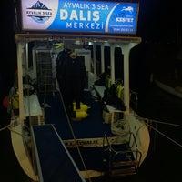 8/12/2018 tarihinde 👑Yasin A.ziyaretçi tarafından Ayvalık 3 Sea Dalış Merkezi'de çekilen fotoğraf