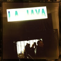 Foto tirada no(a) La Java por Tim B. em 3/10/2013