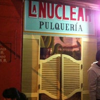 Foto tomada en La Nuclear por Jose A. el 8/4/2012