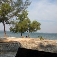 Pantai Tanjung Ru 3 Pengunjung