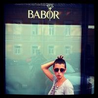Снимок сделан в Babor пользователем Павел Р. 7/28/2012