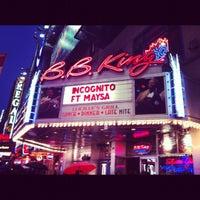 รูปภาพถ่ายที่ B.B. King Blues Club & Grill โดย Jay B. เมื่อ 4/1/2012