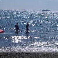 8/19/2012 tarihinde Mariyan A.ziyaretçi tarafından Централен Плаж Бургас'de çekilen fotoğraf
