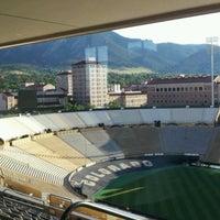 Das Foto wurde bei University of Colorado Boulder von Erick N. am 7/12/2012 aufgenommen