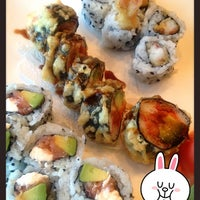Photo prise au Akira Sushi Bistro par Piriya W. le7/14/2012
