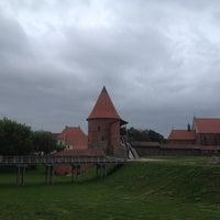 Снимок сделан в Каунасский замок пользователем Omid S. 6/27/2012