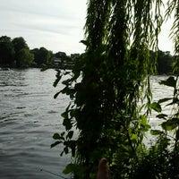 8/18/2012にDani P.がTreptower Parkで撮った写真