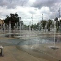 Photo prise au Place des Nations par Ekaterina B. le4/11/2012