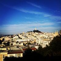 Photo prise au San Francisco Art Institute par Steve R. le7/12/2012