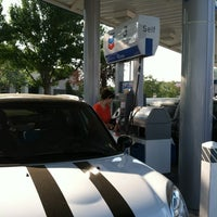 Photo taken at Chevron by Sue A. on 8/23/2012