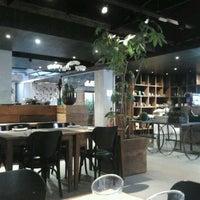 4/21/2012 tarihinde Willames S.ziyaretçi tarafından Mangiare Gastronomia'de çekilen fotoğraf