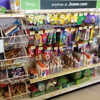 d1ab580afc6 ... Photo taken at JOANN Fabrics and Crafts by Cathy C. on 8/6/ ...