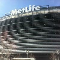 Снимок сделан в MetLife Stadium пользователем Ryno A. 4/7/2013