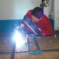 Снимок сделан в Able Construccion y montaje de efímeros SL пользователем Able Construccion y montaje de efímeros SL 3/12/2014
