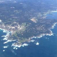 Das Foto wurde bei Monterey Regional Airport (MRY) von Rey Rey G. am 2/14/2013 aufgenommen