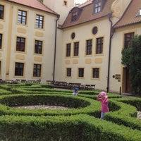 Das Foto wurde bei Hotel Zamek Krokowa von Grzes Z. am 6/16/2014 aufgenommen