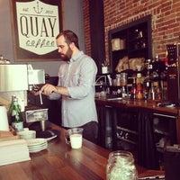 Foto scattata a Quay Coffee da Andrew D. il 7/28/2013