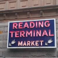 Das Foto wurde bei Reading Terminal Market von Mary R. am 11/18/2012 aufgenommen