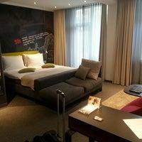 Foto tirada no(a) Hotel Berlin, Berlin por Julia S. em 10/22/2014