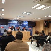 3/4/2013 tarihinde Regina C.ziyaretçi tarafından PSOE de Málaga'de çekilen fotoğraf