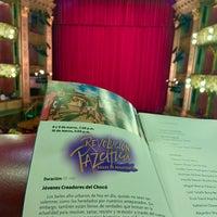Das Foto wurde bei Teatro Colón von JF am 3/10/2019 aufgenommen
