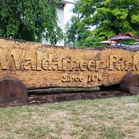 Photo taken at Waldameer & Water World by Ami H. on 7/23/2018