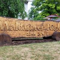 Foto scattata a Waldameer & Water World da Ami H. il 7/23/2018