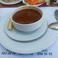 Das Foto wurde bei Konya Mevlana Restaurant von TC Ayça E. am 10/17/2014 aufgenommen