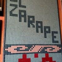 Das Foto wurde bei El Zarape von Stacy G. am 10/10/2012 aufgenommen
