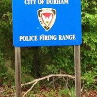 Durham Police Department Firing Range Gun Range
