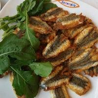10/25/2015にEcem B.がEkonomik Balık Restaurant Avanosで撮った写真