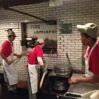 Foto diambil di Lombardi's Coal Oven Pizza oleh Joanna D. pada 7/11/2013