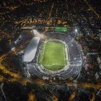 รูปภาพถ่ายที่ Toumba Stadium โดย Γήπεδο Τούμπας (Toumba Stadium) เมื่อ 12/20/2015