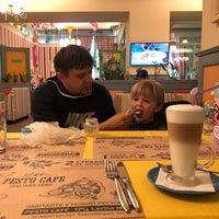 Foto scattata a Pesto Cafe da Olga F. il 9/29/2018
