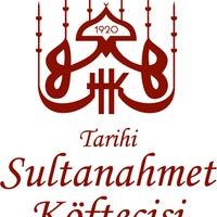 Снимок сделан в Tarihi Sultanahmet Köftecisi пользователем Tarihi Sultanahmet Köftecisi 3/9/2014