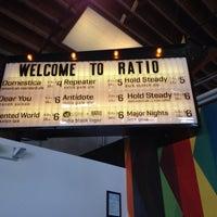 Foto tomada en Ratio Beerworks por Courtney D. el 9/16/2016