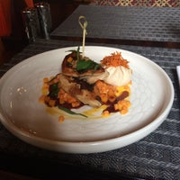 Das Foto wurde bei Оранж 3 von Restaurant J. am 5/25/2016 aufgenommen