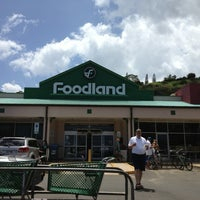 Photo taken at Foodland by Eric C. on 5/29/2013