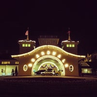 Снимок сделан в Disney's BoardWalk пользователем Eric C. 12/27/2012