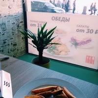 """Das Foto wurde bei Кафе """"Бистро"""" von Ekaterina L. am 4/20/2014 aufgenommen"""