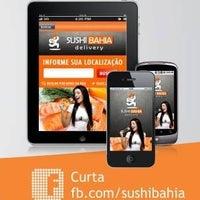 Foto tomada en Sushi Bahia Delivery por Sushi Bahia Delivery el 3/10/2014
