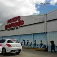 รูปภาพถ่ายที่ Macro Mercado โดย Cristian N. เมื่อ 3/16/2013