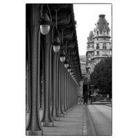 Das Foto wurde bei Pont de Bir-Hakeim von Didier L. am 4/6/2013 aufgenommen