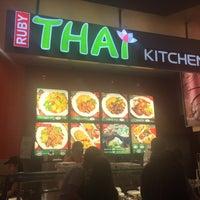 Ruby Thai Kitchen Thai Restaurant In Newark