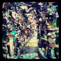 10/2/2012에 mitzanator님이 Philadelphia's Magic Gardens에서 찍은 사진