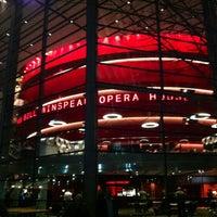 3/11/2013 tarihinde Victoria V.ziyaretçi tarafından AT&T Performing Arts Center'de çekilen fotoğraf