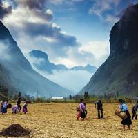 Foto tomada en Rutas Vietnam por Joel S. el 7/31/2015