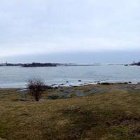Photo prise au Kaivopuiston ranta par 05 Y. le2/26/2014