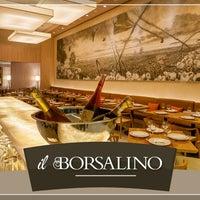 Foto diambil di il Borsalino Ristorante oleh il Borsalino Ristorante pada 3/15/2014